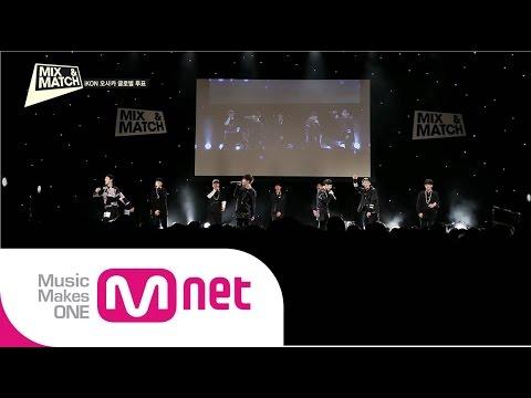 Mnet [MIX & MATCH] Ep.07: 한중일 글로벌 투표 시작!