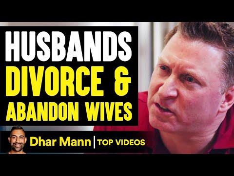 Husbands DIVORCE and ABANDON WIVES, They Live To Regret It | Dhar Mann