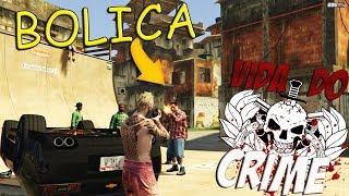 GTA V - Vida Do Crime - Achamos A FAVELA Do BOLICA Agora So Achar Meu PRIMO - 🔫 31