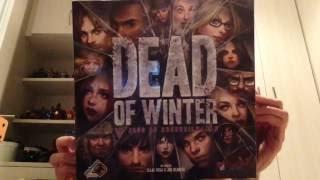Direto ao Ponto - EP 86 - Dead of Winter (Galapagos Jogos)