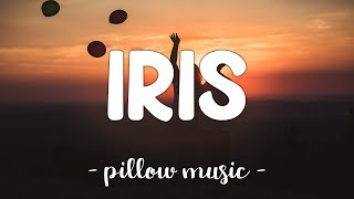 Iris - Goo Goo Dolls (Lyrics)