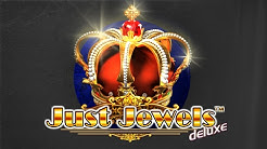Just Jewels deluxe video slot from Novomatic