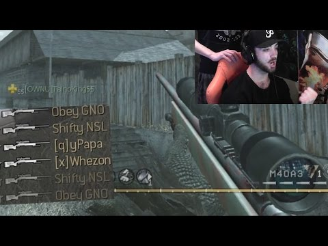 HE HIT A 15 MAN FEED!!!