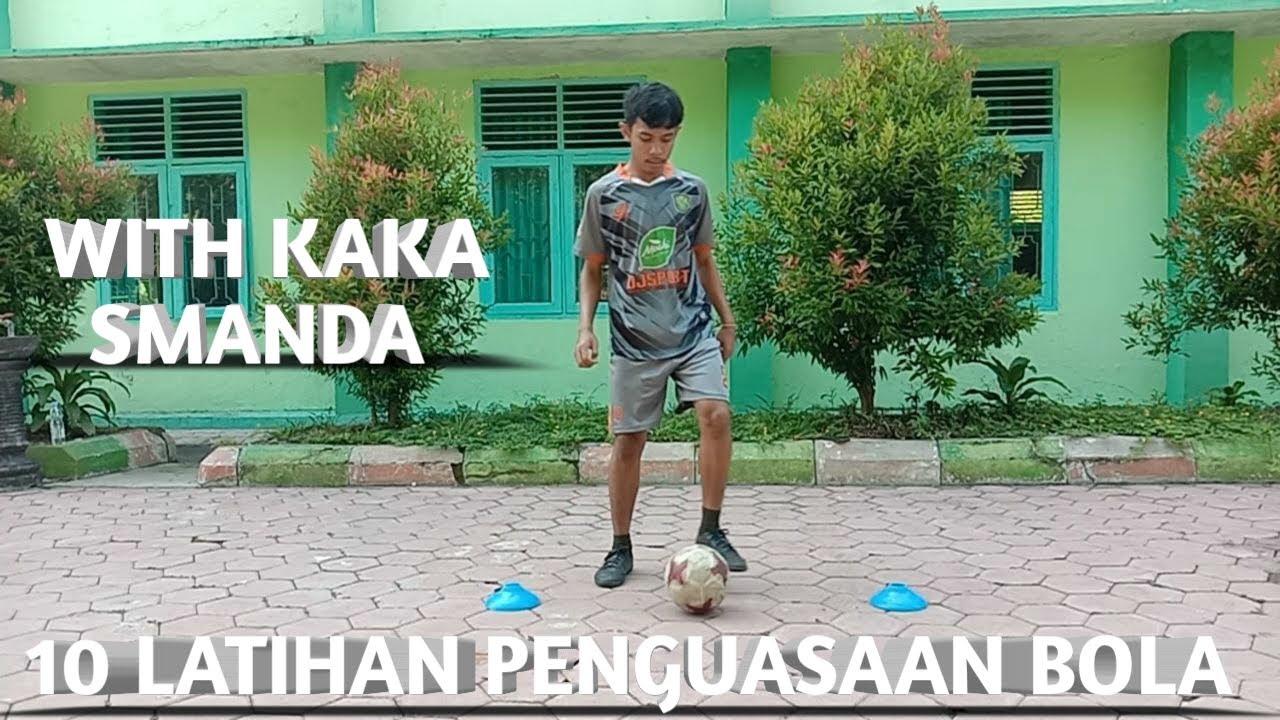 10 latihan penguasaan bola    Ball Mestery for futsal