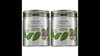 organic cosmetics database