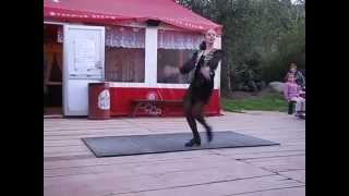 Классный танец под 7-40