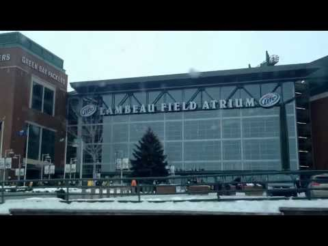 Road trip to Green Bay Packers vs San Francisco 49ers Wildcard game 2014