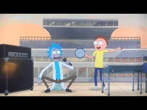 Rick and Morty - Get Schwifty (Song)