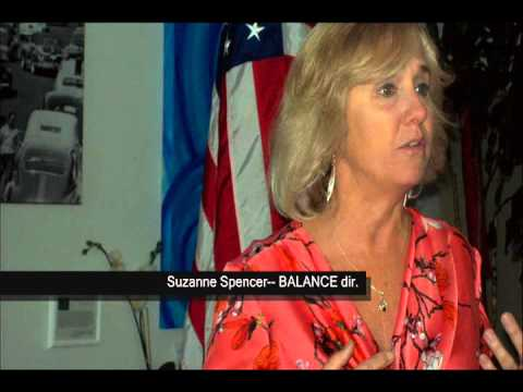 "KIWANIS PALM SPRINGS SPEAKER -- Suzanne Spencer, ""Balance"" Program"