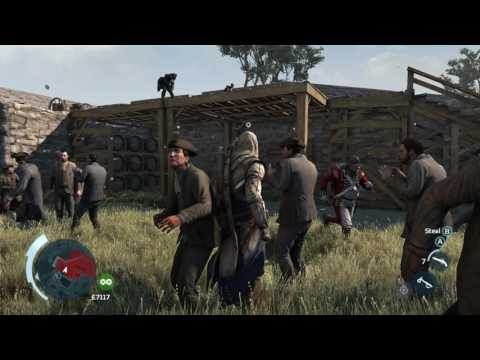 "Assassin's Creed III - South Boston Liberation - ""Martial Law"""