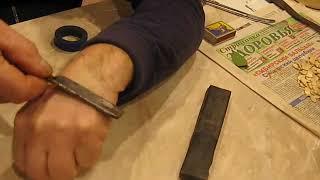 Прививочный нож своими руками