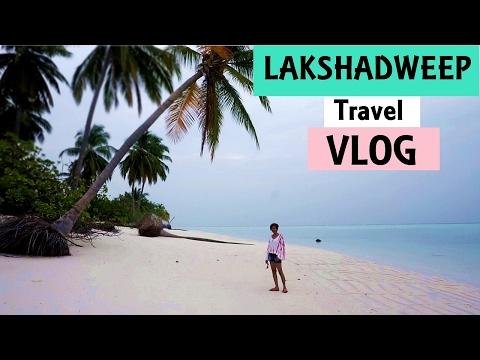 Lakshadweep Travel VLOG | Indian Youtuber