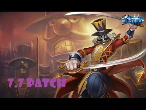 멘탈잡자으쌰으쌰 Shaco vs Amumu - Jungle - Victory - Master Tier Korea - patch 7.7 - Season 7