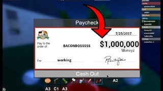 HOW TO MAKE $1M IN ROBLOX PIZZA PLACE