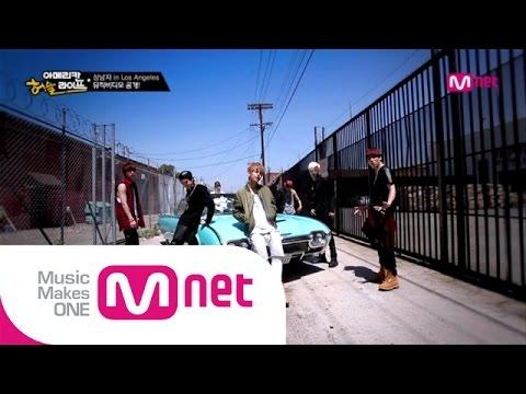 Mnet [방탄소년단의 아메리칸 허슬라이프] Ep.06 : 방탄소년단 '상남자' LA ver. Directed by Warren G 풀버전 공개!
