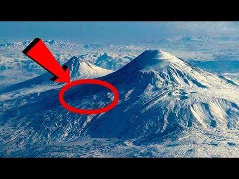 Арарат не просто гора! Есть ли там Ноев ковчег. Тайна раскрыта