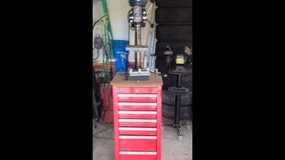 Drill Press Stand For Bench Top Drill Press