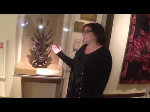 VIDEOTOUR: Ritual Objects & Sacred Art at Maltz Museum