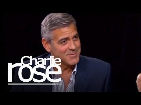 George Clooney (10/6/11)   Charlie Rose
