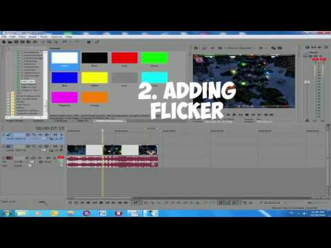 Tanki Online - Vegas Pro Editing Tutorial For Beginners#1 How To Edit On A Gold Box Video