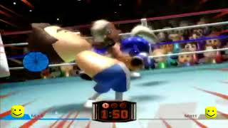 Wii Sports Boxing But Everytime Somebody Is Hit It Plays The Roblox Death Sound