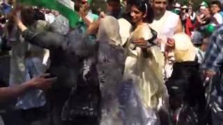 Karneval der Kulturen 2014 in Berlin - Arabischer Tanz