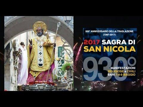 Diretta Tv - Bari, San Nicola festeggiamenti di lunedì 8 maggio 2017