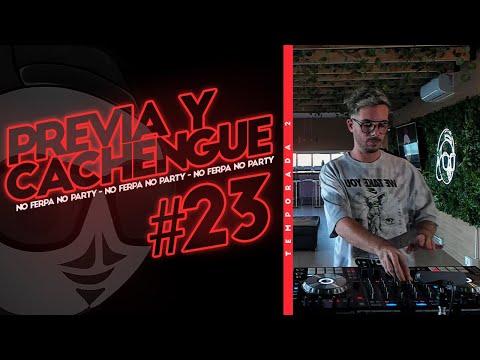 PREVIA Y CACHENGUE #23 – Reggaeton Nuevo 2020 / ENGANCHADO (REMIX) – Fer Palacio