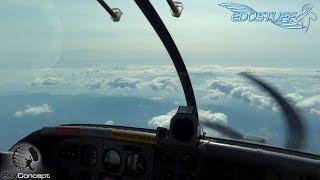 Pilatus PC-6/B2-H4 Turbo Porter - Flight from Piket Airfield to Brač Airport