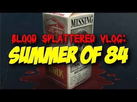 Summer of 84 (2018) – Blood Splattered Vlog (Horror Movie Review)