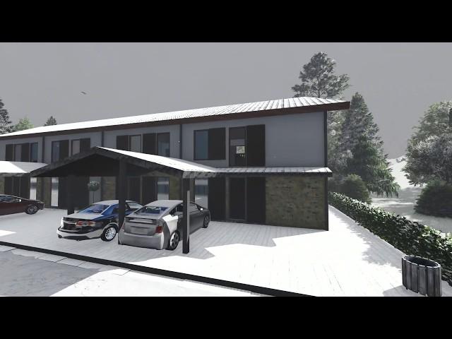 Proyecto Tor de Carol 1 - Vídeos Animados Render 3D