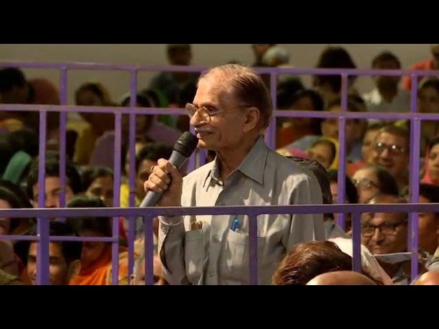 Param Pujye Brahmrishi Shree Kumar Swamiji's JALANDHAR  Samagam 15th April   2018  Day-2