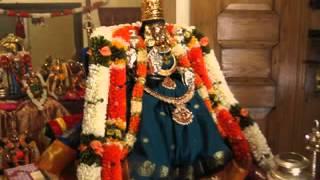 Sri Mahalakshmi Sevai Sri Stuti A Sanskrit Hymn composed by Sri Vedanta Desika