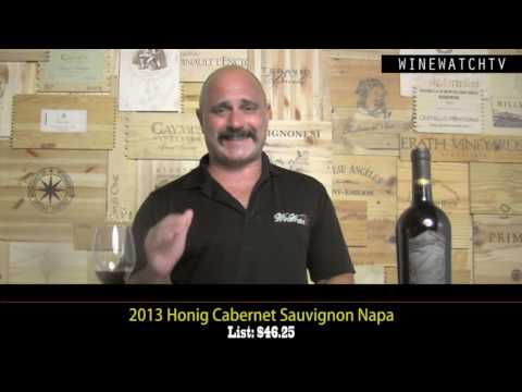 What I Drank Yesterday  Honig Vineyard & Winery - click image for video