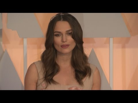 Keira Knightley Finally Reveals Her Daughter's Name!