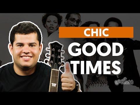 Good Times - Chic (aula de guitarra)