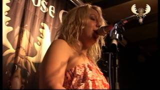 Chantel McGregor - Burn Your Anger - Live at Bluesmoose Radio