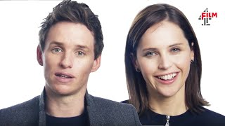 Interview: Eddie Redmayne on playing Stephen Hawking
