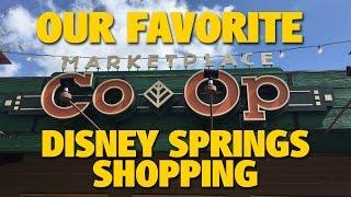 Craig & Ryno Tour Their Favorite Disney Springs Shopping