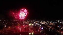 Helsingin Ilotulitus 2020   Hyvää Uutta Vuotta!   Happy New Year 2020!