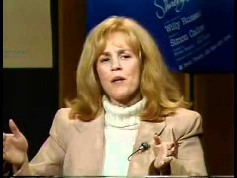 Madeline Kahn talks about her first audition.mp4