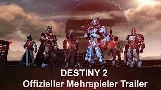 Destiny 2: Offizieller kompetitiver Mehrspieler Trailer (Deutsch/German)
