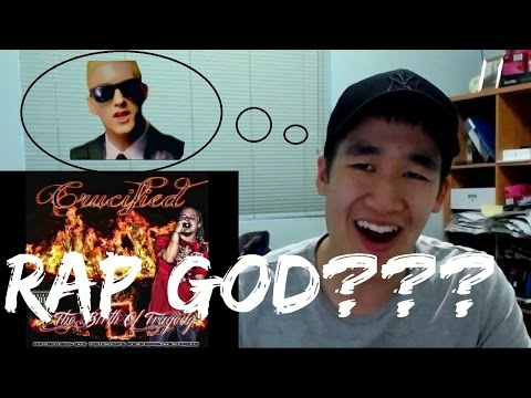 Reacting to Pulse Verse by Crucified | CRAZY STUFF