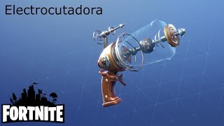 The most awkward thing I've ever used / Electrocutadora Fortnite: Saving the World #327