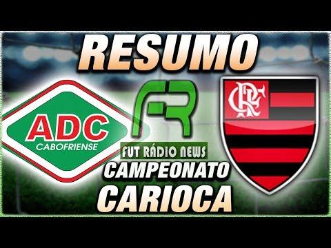 Cabofriense x Flamengo Ao Vivo