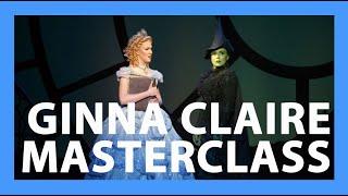 Ginna Claire Mason - Masterclass
