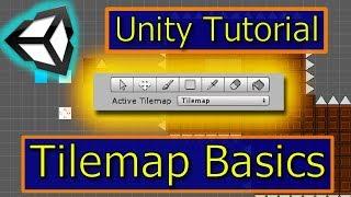 Tilemap Basics | Unity Tilemap Series Part 1 | Unity Tutorial