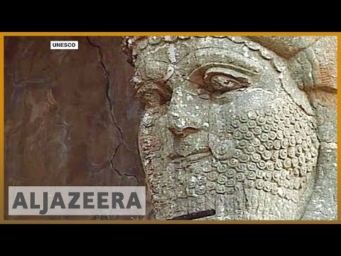 🇮🇶 The struggle to save Iraq archaeological sites after ISIL battles l Al Jazeera English