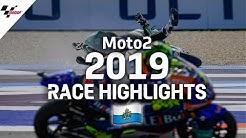 2019 #SanMarinoGP | Moto2 Race Highlights