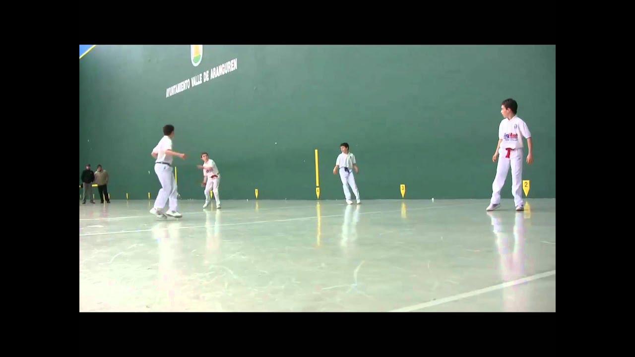 deporte con pelota